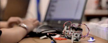 Curso de programación y robótica para docentes